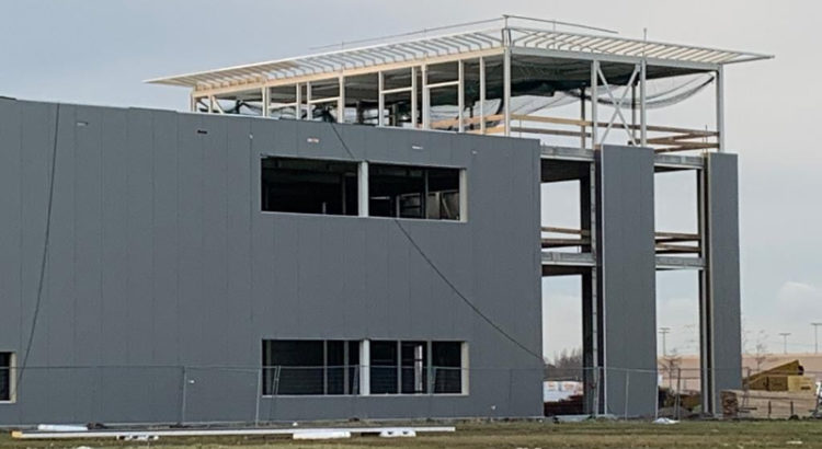 Ayal Kaas fabriek BOS bouwadvies Putten